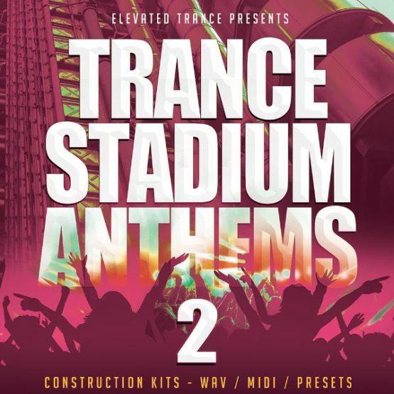 Trance Stadium Anthems 2 [600x600]