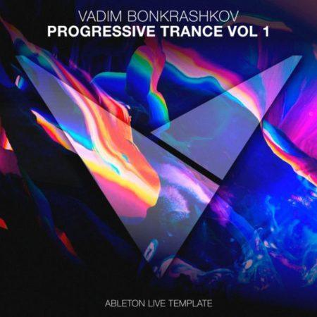 Vadim Bonkrashkov - Progressive Trance Vol 1