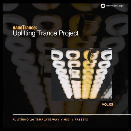 nanoTrance Uplifting Trance Project Vol 5 (1)