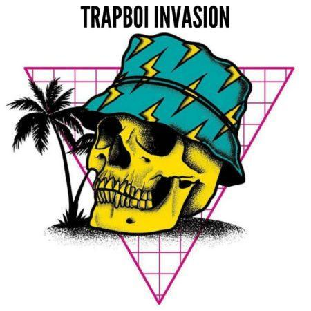 TrapBoi Invasion TRAP FL Studio Template (By Yogara)