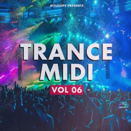 Trance Midi Vol.6 (By TH3 ONE)