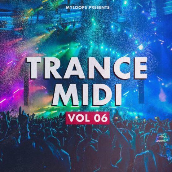 Trance Midi Vol.6 (By TH3 ONE)