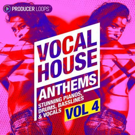 Vocal House Anthems 4