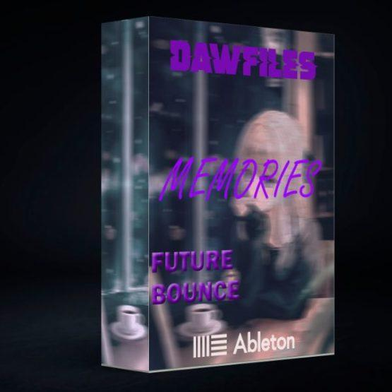 Memories Ableton Live Future Bounce & EDM Template by BVDSHEDV (DawFiles)