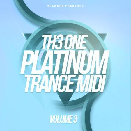 TH3 ONE Platinum Trance MIDI Vol.3