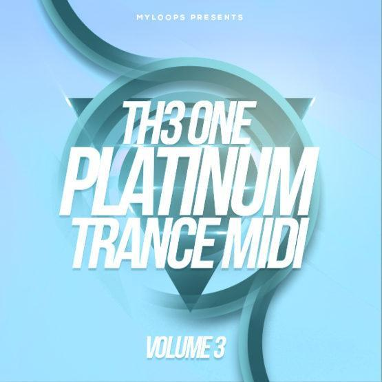 TH3 ONE Platinum Trance MIDI Vol.3