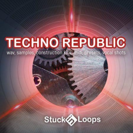 Stuck in loops - Techno Republic