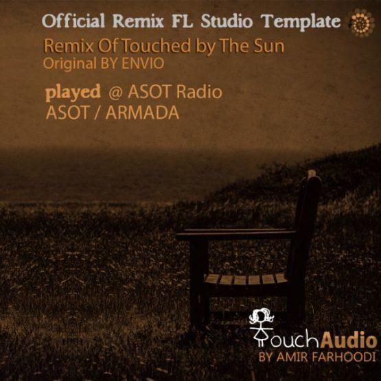 Official ASOT Trance Remix FL Studio Template (By Amir Farhoodi)