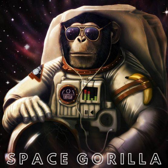 Space Gorilla - Spektre Style Techno (FL Studio Template)