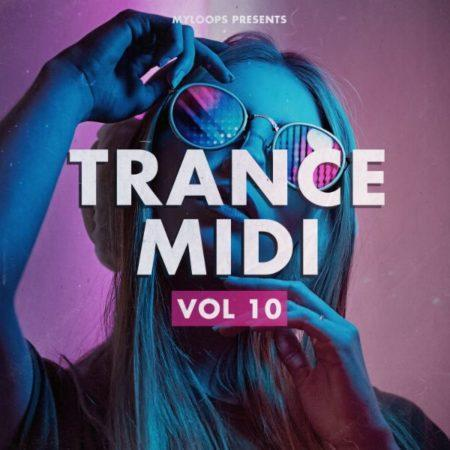 Trance Midi Vol.10 (By TH3 ONE)