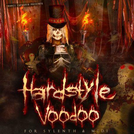 Hardstyle Voodoo Sylenth & MIDI [600x600]
