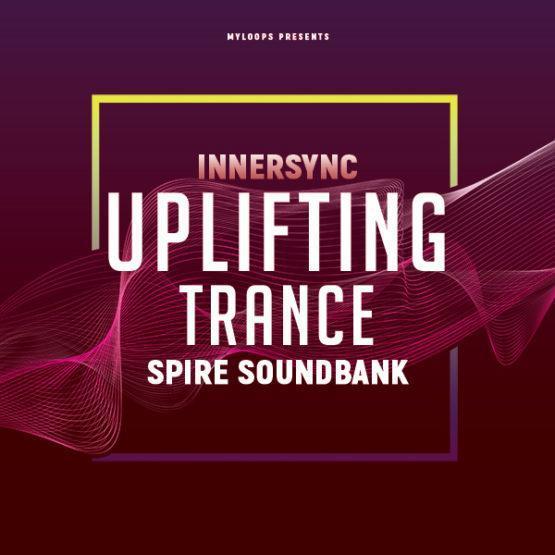 InnerSync Uplifting Trance Soundbank For Spire