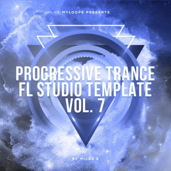 Progressive Trance FL Studio Template Vol. 7 (By Milad E)