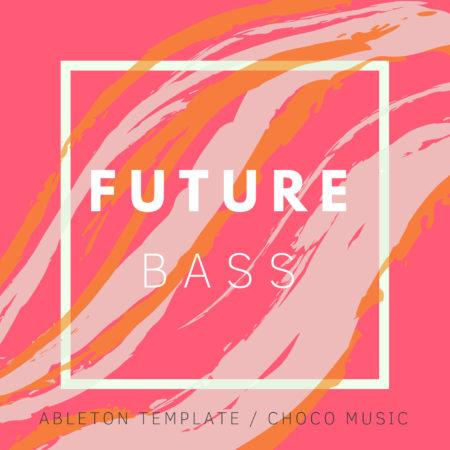 Waterfall - Ableton Live Future Bass Template