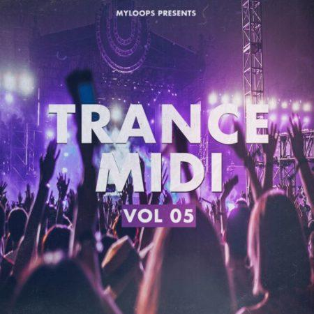 Trance Midi Vol.5 (By TH3 ONE)