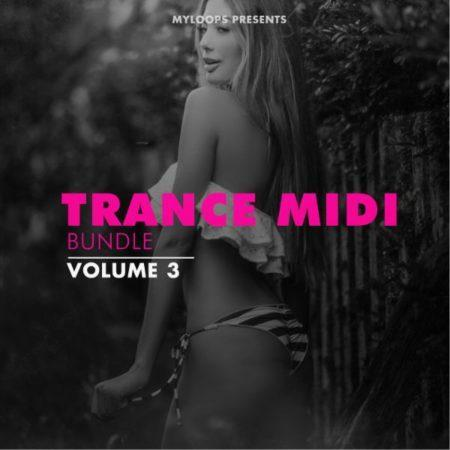 Trance Midi Bundle Vol.3 (By TH3 ONE)