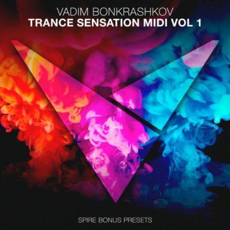 Vadim Bonkrashkov - Trance Sensation MIDI Vol. 1