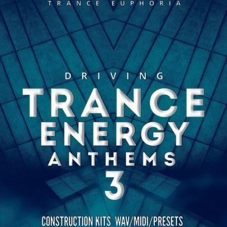 Driving Trance Energy Anthems 3