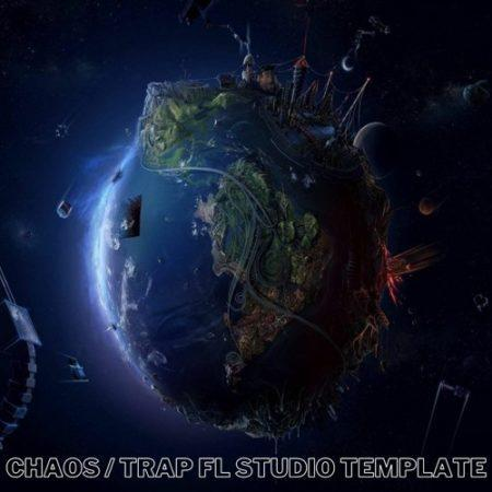 Chaos Hard Trap FL Studio Template (By Yogara)
