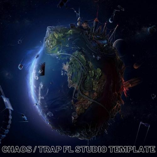 Chaos Hard Trap FL Studio Template (By Yogara)