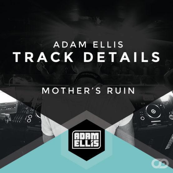 Adam Ellis - Track Details (Mother's Ruin)