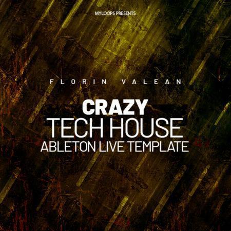 Florin Valean - Crazy (Tech House Template)