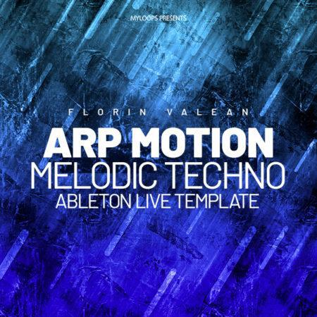 Florin Valean - Arp Motion (Melodic Techno Template)