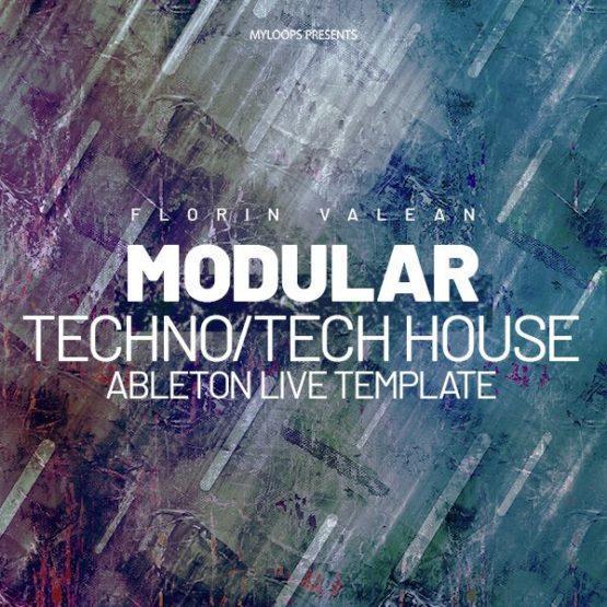 Florin Valean - Modular (Techno / Tech House Template)