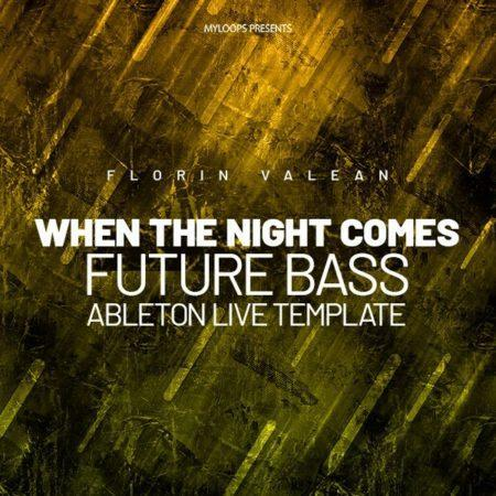 Florin Valean - When The Night Comes (Future Bass Template)