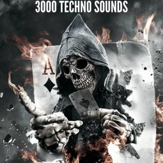 3000 Techno Sounds + Ableton Live Template