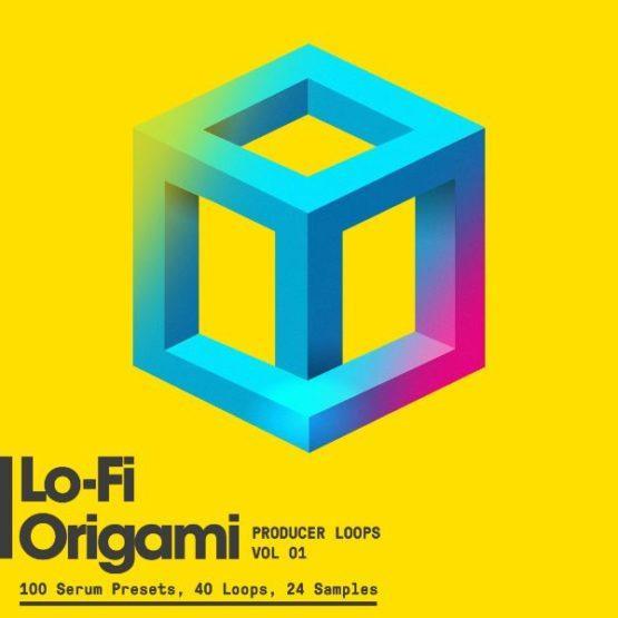 Lo-Fi Origami for Serum