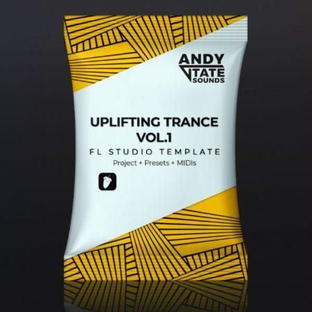 Andy Tate Sounds - Uplifting Trance Template Vol.1