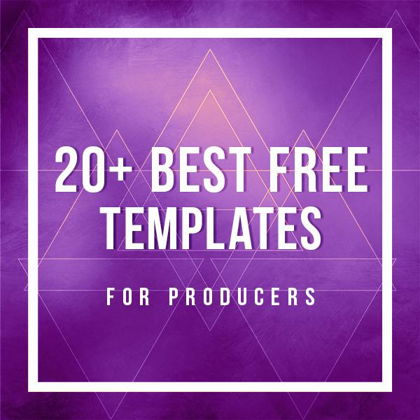 20-best-free-daw-templates-for-producers