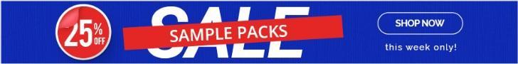 25-sample-packs