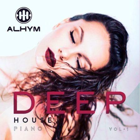 ALHYM Records - Deep House Piano Vol 1 - cover