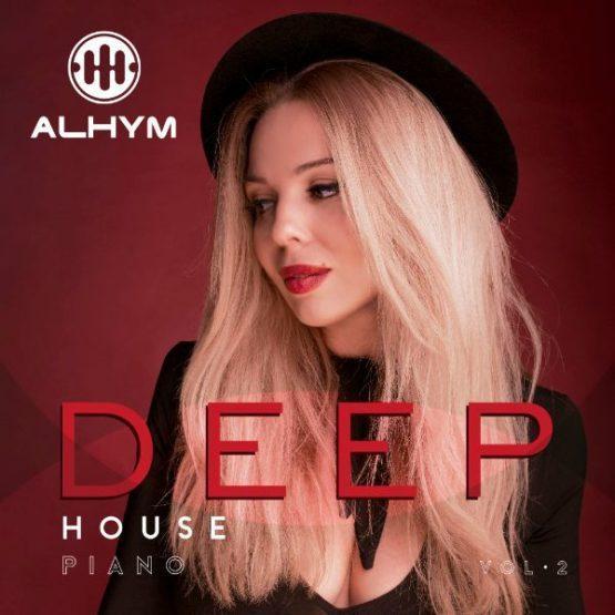 ALHYM Records - Deep House Piano Vol 2 - cover