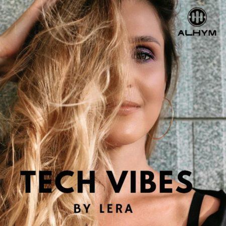 ALHYM Records - Lera - Tech Vibes - Cover