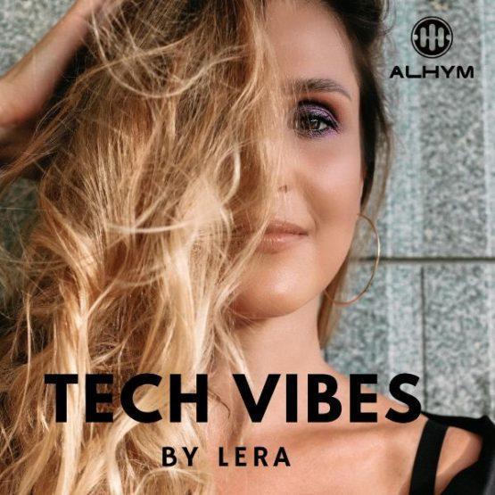 ALHYM Records - Lera - Tech Vibes - Cover