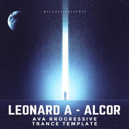 Leonard A - Alcor (AVA Progressive Trance Template)