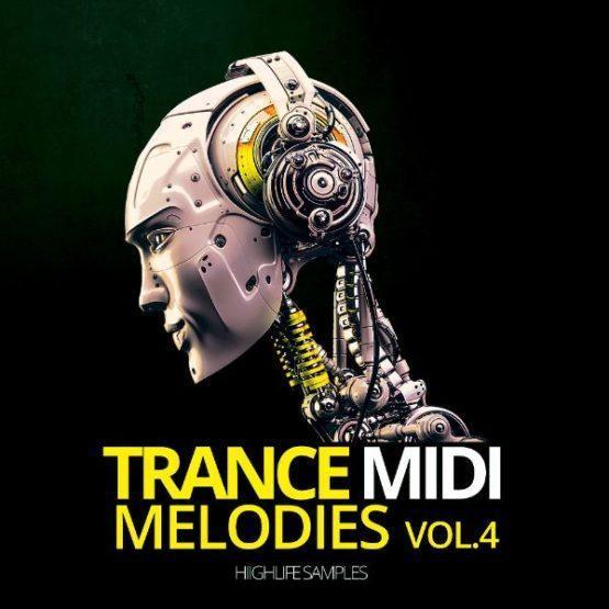 HighLife Samples Trance Midi Melodies Vol.4