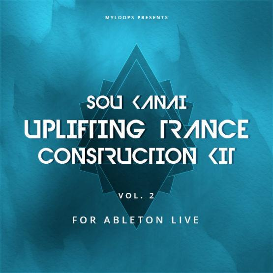 Sou Kanai Uplifting Trance Construction Kit Vol. 2