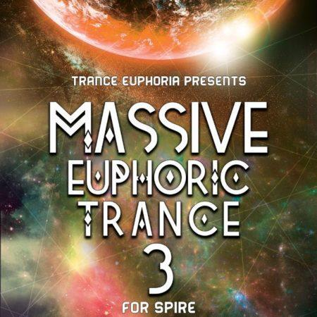 Massive Euphoric Trance 3 For Spire [600x600]