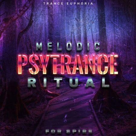 Melodic Psytrance Ritual [600x600]