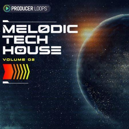 Melodic Tech House Vol 2 Sample Pack By producer Loops (1)