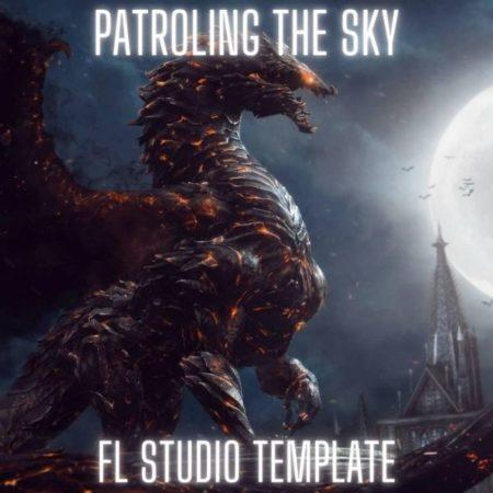 Patroling The Sky - Uplifting Trance FL Studio Template by Myk Bee