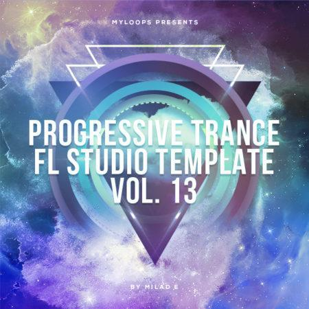 Progressive Trance FL Studio Template Vol. 13 (By Milad E)
