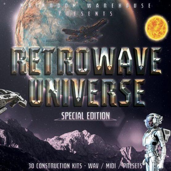 Retrowave Universe Special Edition [600x600]