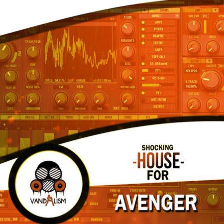 Shocking House For Avenger By Vandalism