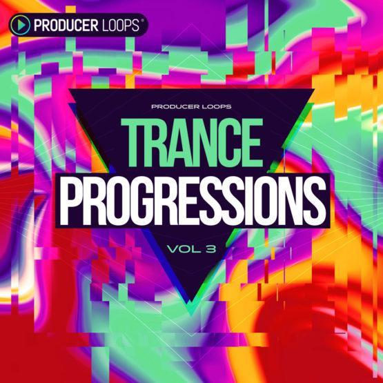 Trance Progressions Vol 3 Producer Loops Sample Pack