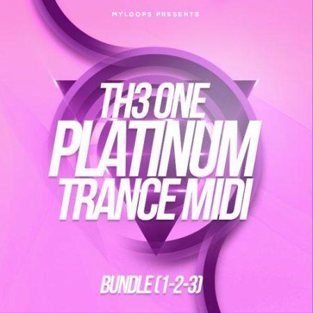 TH3 ONE Platinum Trance MIDI Bundle
